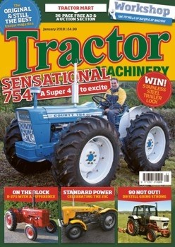 Tractor & Machinery Vol. 24 issue 2 (2018/1)