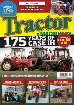 Tractor & Machinery Vol. 24 issue 3 (2018/2)