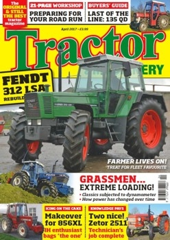 Tractor & Machinery Vol. 23 issue 6 (2017/4)