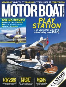 Motor Boat & Yachting - May 2018