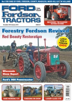 Ford & Fordson Tractors № 54 (2014/6)