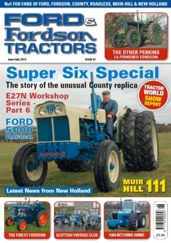 Ford & Fordson Tractors № 57 (2015/3)