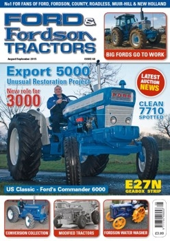 Ford & Fordson Tractors № 58 (2015/4)