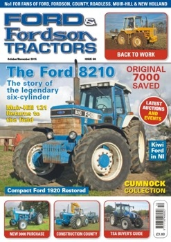 Ford & Fordson Tractors № 59 (2015/5)