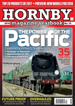 Hornby Magazine Yearbook №10 2018