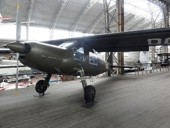 Dornier Do.27 J-1 Walk Around