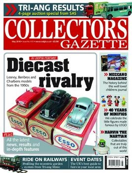 Collectors Gazette 2018-05