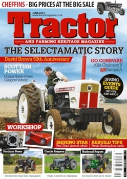Tractor and Farming Heritage Magazine № 140 (2015/6)