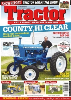 Tractor and Farming Heritage Magazine № 147 (2016/1)