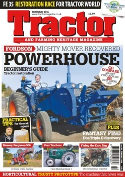 Tractor and Farming Heritage Magazine № 148 (2016/2)