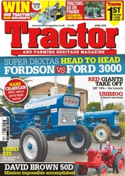 Tractor and Farming Heritage Magazine № 150 (2016/4)