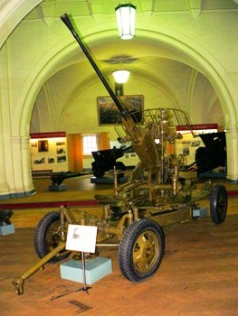 37mm 61-K AA Gun Mod.1939 Walk Around