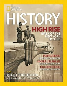 National Geographic History - May/June 2018