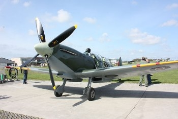 Spitfire HF Mk IX Walk Around
