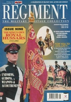 The King's Own Royal Hussars 1715-1995 (Regiment №9)
