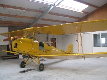 De Havilland DH-82 Tiger Moth Walk Around