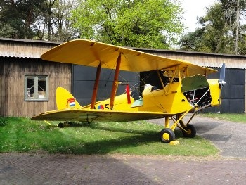 Tiger Moth DH-82A Walk Around