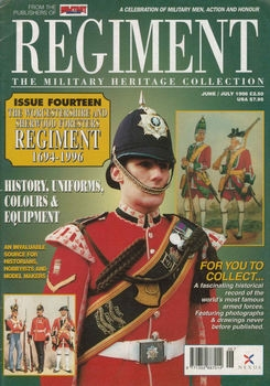 The Worcestershire and Sherwood Foresters Regiment 1694-1996 (Regiment №14)