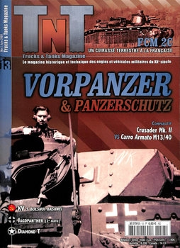 Trucks & Tanks Magazine №13