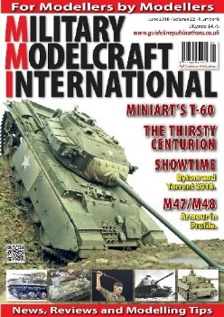 Military Modelcraft International 2018-06