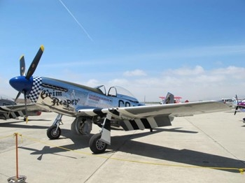 North American P-51D-20-NA Mustang Walk Around