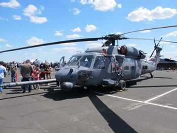 Sikorsky HH-60G Pave Hawk Walk Around