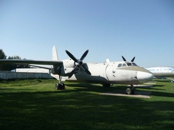 Antonov An-26LL Walk Around