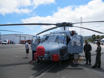 Sikorsky MH-60R Seahawk Walk Around