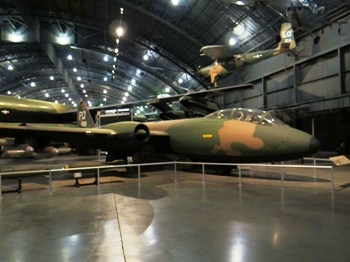 Martin B-57B Canberra Walk Around
