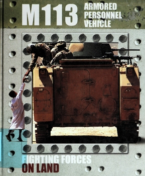 M113 Armored Personnel Vehicle