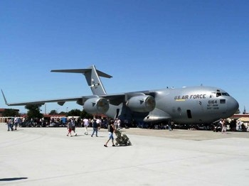 Boeing C-17A Globemaster III Walk Around
