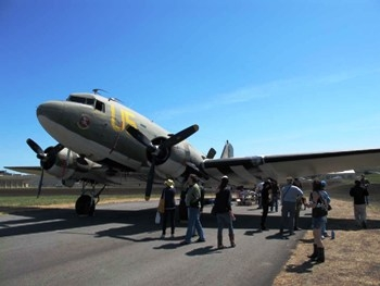 Douglas C-47B Skytrain Walk Around