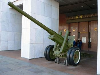 122mm A-19 Howitzer Mod.1937 Walk Around