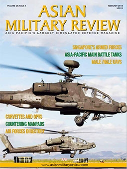 ASIAN MILITARY REVIEW 2018-02 ( FEBRUARY)