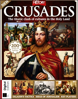 All About History Book of the Crusades