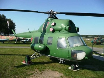 Mil Mi-2 Walk Around