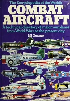 The Encyclopedia of the World's Combat Aircraft (A Salamander Book)