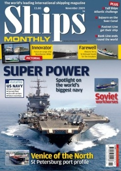 Ships Monthly 2009/11