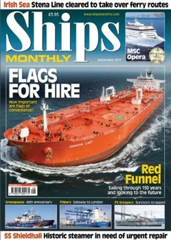 Ships Monthly 2011/9
