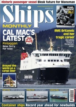 Ships Monthly 2011/11