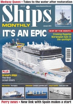 Ships Monthly 2014/1