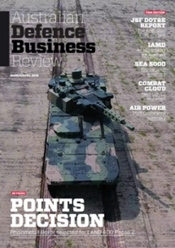 Australian Defence Business Review Vol. 37 No 2 (2018/2)