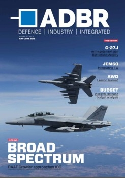 Australian Defence Business Review Vol. 37 No 3 (2018/3)