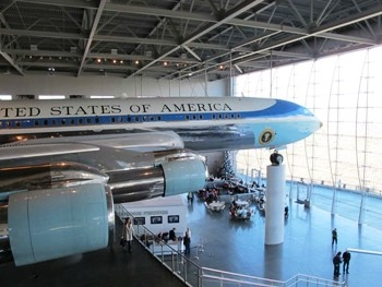Boeing VC-137A Air Force One Walk Around