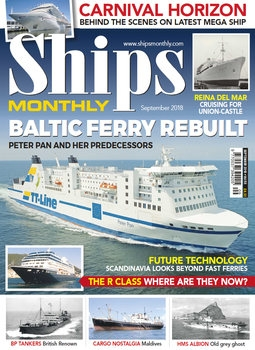 Ships Monthly 2018-10