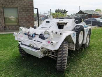FV701 Ferret Mk.1 Walk Around