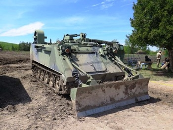 M113A1 MTV-E Walk Around