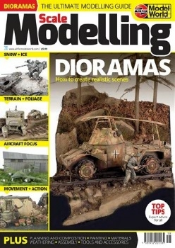Scale Modelling Dioramas (Airfix Model World Special)