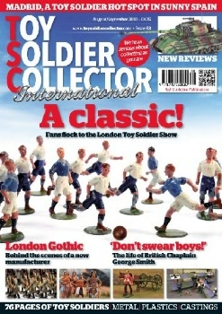Toy Soldier Collector 2018-08/09