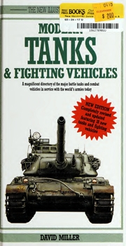 The New Illustrated Guide to Modern Tanks & Fighting Vehicles